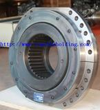 Drum coupling for crane