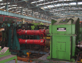 Steel making machinery