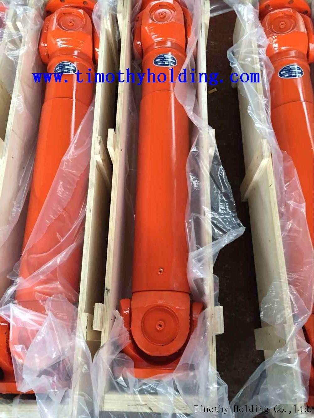 Cardan shafts SWC series