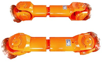 SWF-universal joint shafts