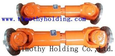 Propeller shaft