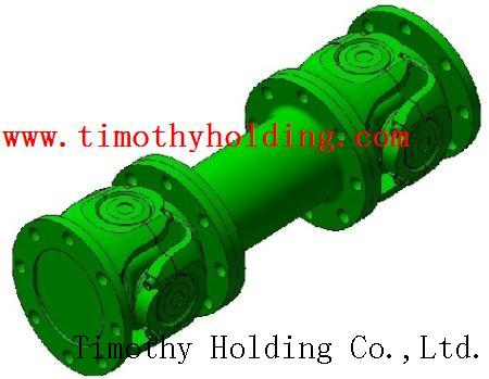 SWP-D cardan drive shaft