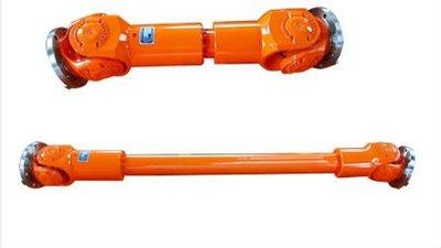 Cardan shaft coupling