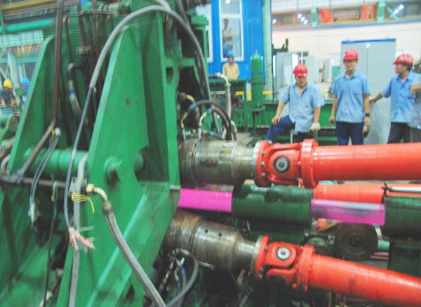 3 rolls pipe mills