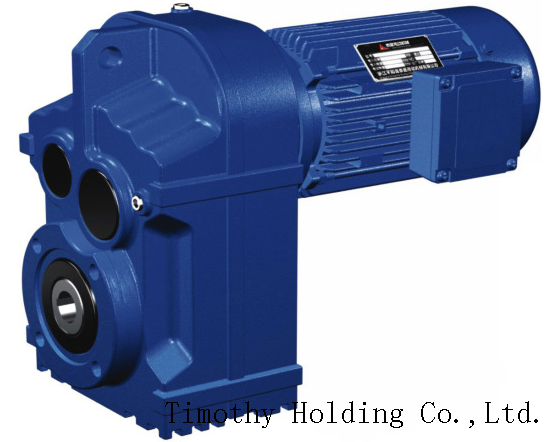 F series gearbox